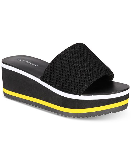a5a535a3a57 Call It Spring Larelasien Flatform Sport Sandals   Reviews - Sandals ...