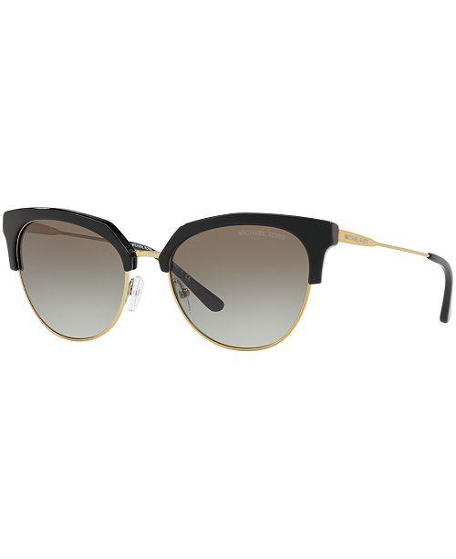 6a86c7cb8538 Michael Kors Sunglasses, SAVANNAH MK1033 & Reviews - Sunglasses by ...