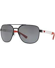 Polarized Sunglasses, EA2064