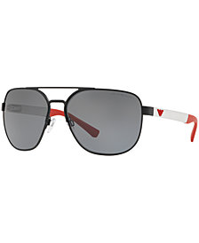 Emporio Armani Polarized Sunglasses, EA2064