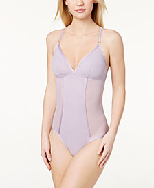 Cosabella Verona Sheer-Panel Bodysuit VERON2211