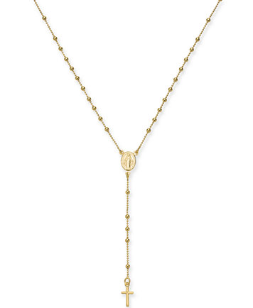 Giani bernini beaded cross 18 lariat necklace created for macys image 1 of giani bernini beaded cross 18 lariat necklace created for macys aloadofball Choice Image