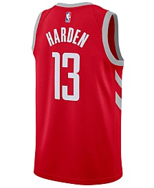 Nike James Harden Houston Rockets City Edition Swingman Jersey, Big Boys (8-20)