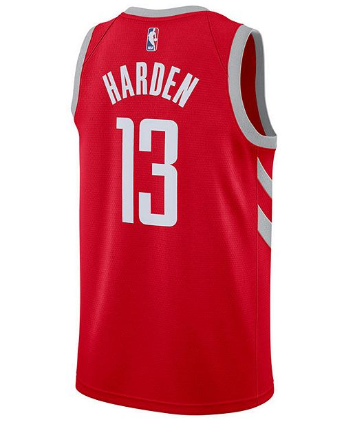 newest 2a902 6bdd7 Nike James Harden Houston Rockets City Edition Swingman ...