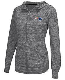 G-III Sports Women's New England Patriots Defender Hoodie