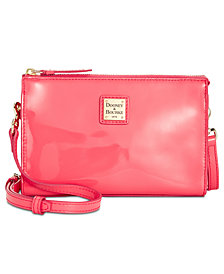 Dooney & Bourke Patent Janine Small Crossbody
