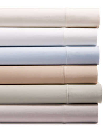 Hotel Collection Supima Cotton 825-Thread Count Solid Sheet Collection, Created for Macy's