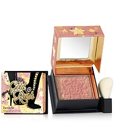 Benefit Cosmetics Gold Rush Box O' Powder Blush