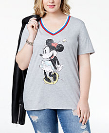 Disney Plus Size Minnie Mouse T-Shirt