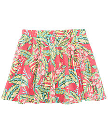 Epic Threads Tropical-Print Scooter Skirt, Toddler Girls, Created for Macy's