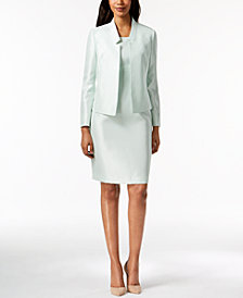 Le Suit Flyaway Jacket & Dress