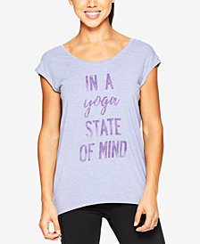 Gaiam Dani Yoga Graphic T-Shirt