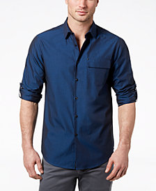 I.N.C. Men's Ryan Topper Shirt, Created for Macy's