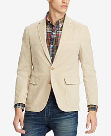 Polo Ralph Lauren Men's Stretch Chino Morgan Slim Fit Sport Coat
