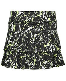 Ideology Tiered-Back Skort, Little Girls, Created for Macy's