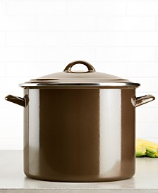Ayesha Curry 12-Qt. Enamel Stockpot & Lid