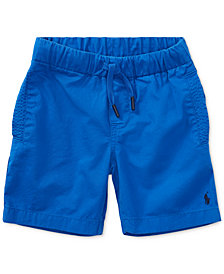 Ralph Lauren Toddler Boys Cotton Pull-On Shorts