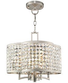 Livex Grammercy 4-Light Mini Chandelier
