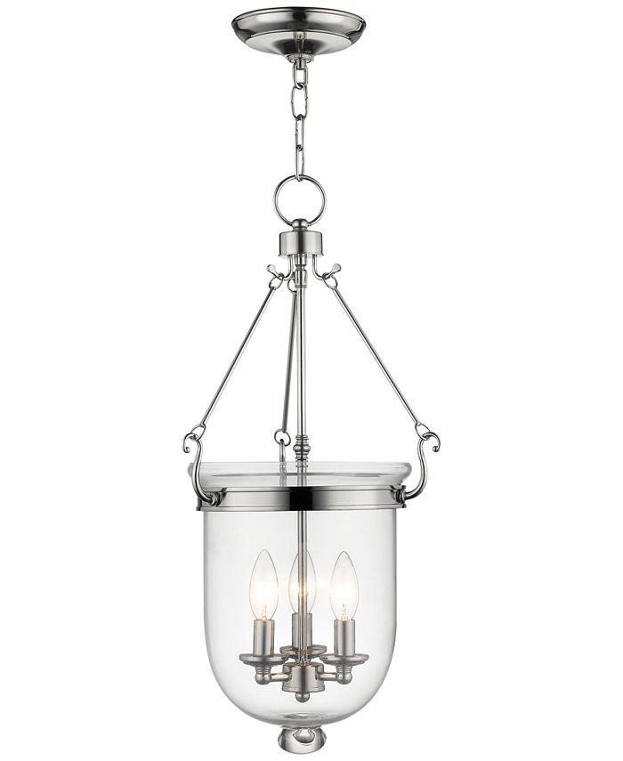 Livex - Jefferson 3 Light Pendant