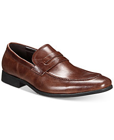 Kenneth Cole Reaction Men's Elekt Moc-Toe Penny Loafers
