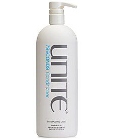 UNITE 7SECONDS Conditioner, 33.8-oz., from PUREBEAUTY Salon & Spa
