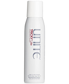 UNITE TRICKY Lite Finishing Spray, 3.75-oz., from PUREBEAUTY Salon & Spa