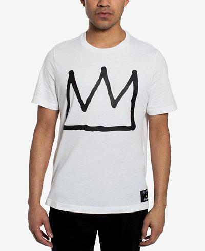 Sean John Men's Basquiat Graphic-Print T-Shirt, Created for Macy's