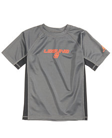 Laguna Colorblocked Rash Guard Top, Little Boys