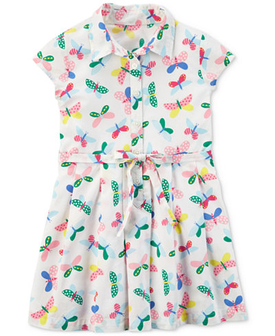 Carter's Butterfly Shirtdress, Toddler Girls