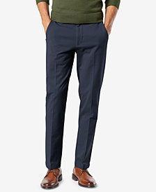 Dockers Men's Workday Slim Fit Smart 360 Flex Khaki Stretch Pants