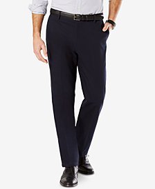 Dockers Men's Big & Tall Slim-Tapered Fit Alpha Twill