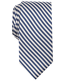 Nautica Men's Tore Stripe Silk Tie