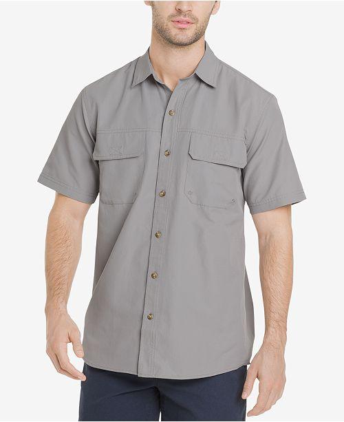 57459e73782 G.H. Bass & Co. Men's Explorer Fishing Shirt & Reviews - Casual ...