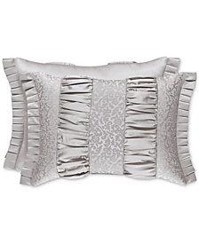 "J Queen New York La Scala 15"" x 21"" Boudoir Decorative Pillow"