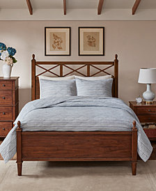 Harbor House Ida Queen 3-Pc. Coverlet Set
