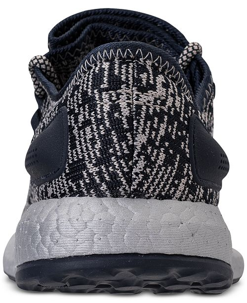 4114471016e56 ... adidas Men s PureBOOST CB Running Sneakers from Finish Line ...