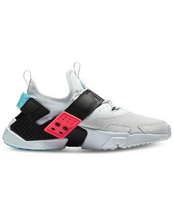 67880b8864a3 ... new zealand image 1 of nike mens air huarache run drift premium casual  sneakers from finish