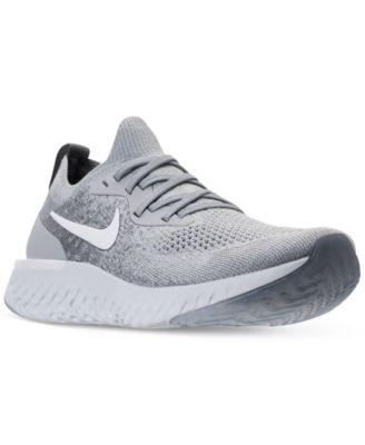 Nike Épique Réagir Hommes Blancs Mocassins faux pas cher drop shipping photos de réduction Jzdop