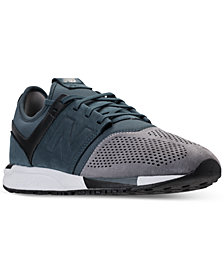 New Balance Men's 247 Premium Casual Sneakers from Finish Line