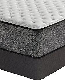 "MacyBed by Serta  Elite 12.5"" Extra Firm Mattress Set - Twin, Created for Macy's"