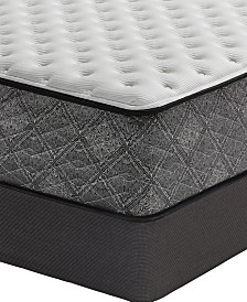 "MacyBed by Serta  Elite 12.5"" Extra Firm Mattress Set - California King, Created for Macy's"