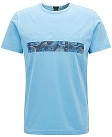 BOSS Men's Cotton Graphic T-Shirt