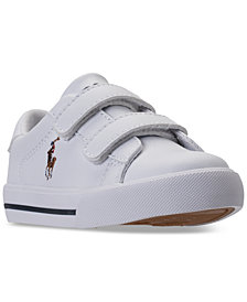 Polo Ralph Lauren Toddler Boys' Easten II EZ Casual Sneakers from Finish Line
