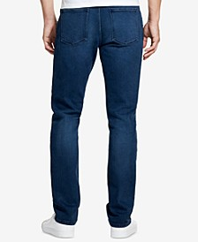 Men's Slim-Fit Straight-Leg Denim Jeans, Created for Macy's