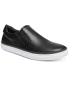 Dr. Scholl's Men's Ode Perforated Slip-On Sneakers
