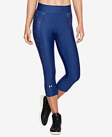 Under Armour HeatGear® Compression Capri Leggings