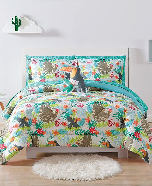 My World Hanging Out Comforter Sets