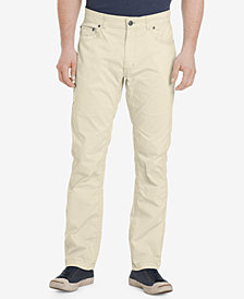 G.H. Bass & Co. Men's Cliff Peak Classic-Fit Stretch Pants