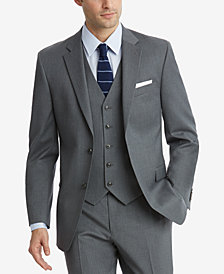 Tommy Hilfiger Men's Modern-Fit TH Flex Stretch Suit Separates