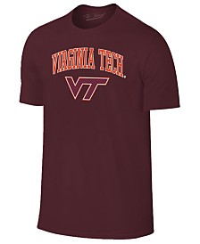 Retro Brand Men's Virginia Tech Hokies Midsize T-Shirt